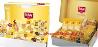 Logo Schar ti regala gratis la Box del Gusto: solo per le più veloci
