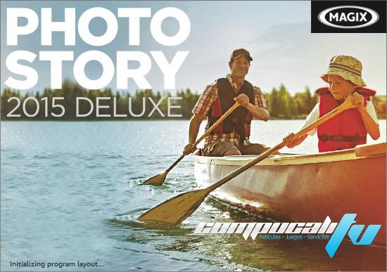 MAGIX Photostory 2015 Deluxe 14.0.1.42