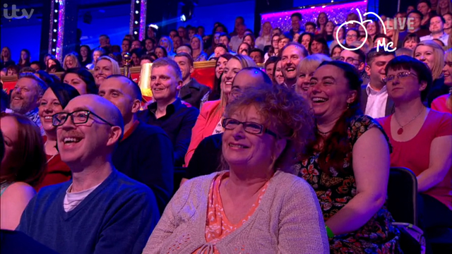 Ant and Dec's Saturday Night Takeaway audience