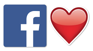 What Is The Red Heart On Facebook Wall Status?