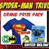 Win fantastic Spider-Man Prize Pack (Worldwide)