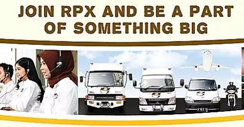 Peluang Kerja Terbaru di PT Repex Wahana (RPX Logistics) untuk Lulusan SMP, SMA, SMK, Diploma, Sarjana