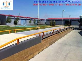 Chuyên cung cấp thiết bị trạm cân ô tô xe tải 40-60-120t
