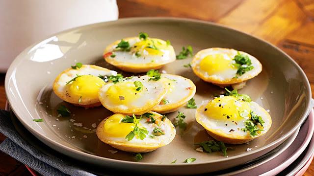 Aneka Masakan dengan Bahan Dasar Telur Puyuh