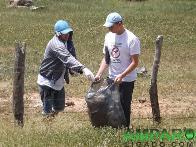 Secretaria de Saúde de Amparo realizou grande mutirão contra o Aedes-aegypti