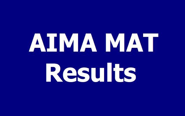 AIMA MAT February 2019 Results