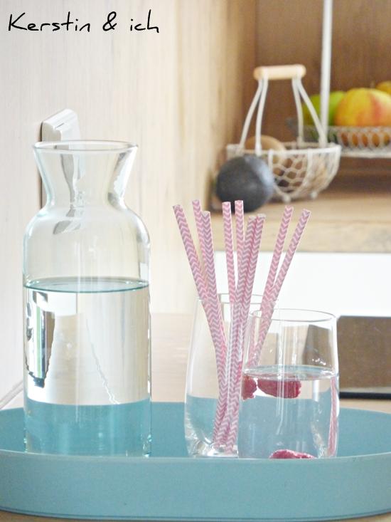 Deko Küche Wasserkaraffe