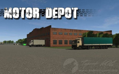 Motor Depot MOD (Unlimited Money/ RP) APK + OBB Download