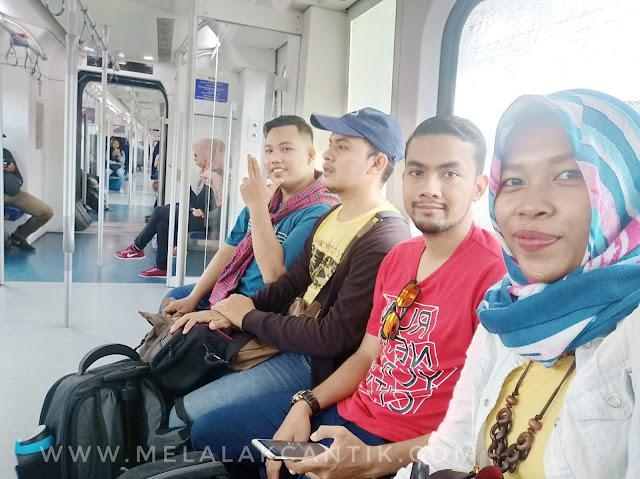 Travelling dari Medan ke Penang dan Hat Yai Thailand