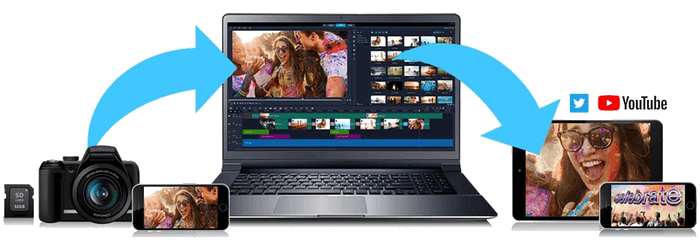 FREE DOWNLOAD VideoStudio Ultimate 2019 v22.3.0.436 Full version