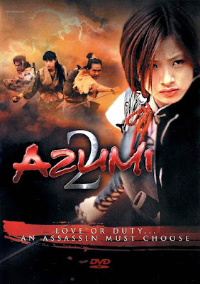 Azumi 2: Death or Love [2005] [DVD R2] [Spanish]