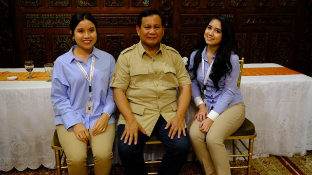Adu Kuat Influencer, Prabowo Lebih Unggul dari Jokowi