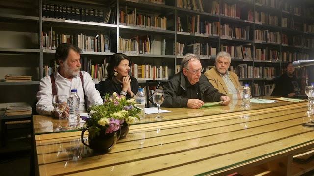Μαγική η βραδιά ποίησης στη βιβλιοθήκη του Φουγάρου