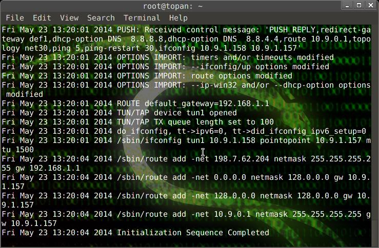 Cara Menggunakan VPN Kali Linux