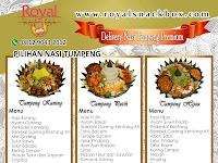 Cari Nasi Tumpeng Jakarta Pusat ? Beli di royalsnackbox Saja