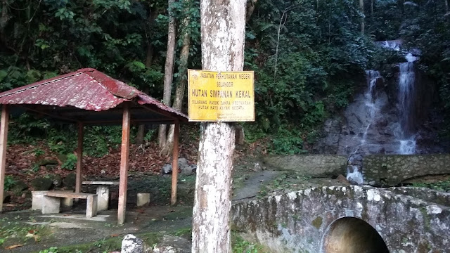 Air Terjun Sungai Gumut