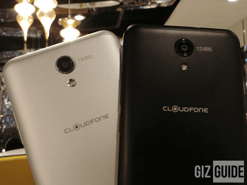 Cloudfone Excite Prime 2 Black Edition Will Be In Stores This Weekend!