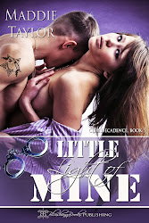 Little Light of Mine, Club Decadence Book 3