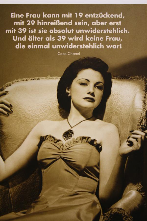 da963b4ca63883 Spruch Geburtstag Coco Chanel Gl252ckw252nsche