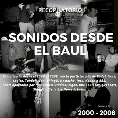 sAckA de la eSe - Sonidos Desde el Baul 1