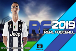 RF 2012 Mod Real Football 2019 1.5.4