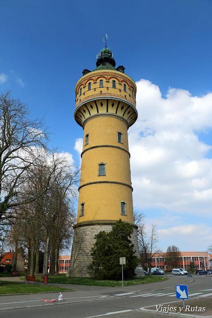 Torre del agua de Sélestat