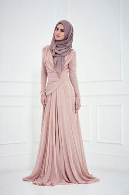 hijab pesta menutup dada hijab pesta modern 2015