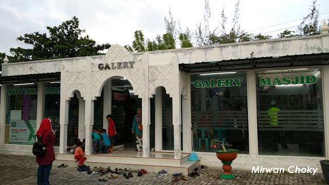 Uniknya Oleh-Oleh Khas Aceh di Souvenir & Gallery Masjid Baiturrahim