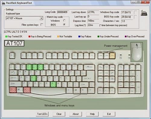 software cek keyboard rusak