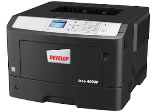 Develop ineo 4000P Driver Download