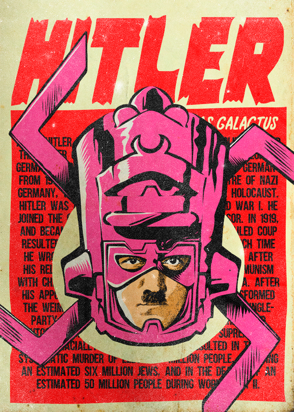 Butcher Billy. The Legion of Real Life Supervillains