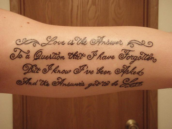 tattoo lettering |Tattos Tattos