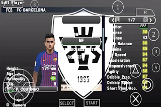 Download Save Data & Textures Cv4 Hd V3 for PES PPSSPP Update 2019