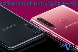 Latest information Samsung Galaxy A9