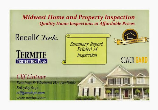 This is Your Home by Midwest Home and Property Inspection