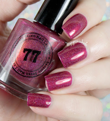 Seventy Seven Nail Lacquer In The Mood