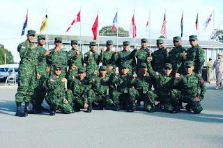 Juara Lagi! Tim penembak TNI Angkatan Darat Kalahkan Tentara Australia, Inggris, & AS - Commando