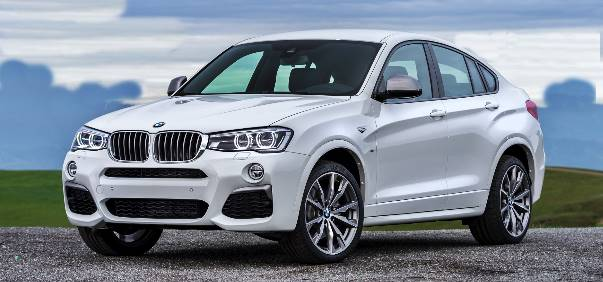 2019 BMW X4 M SUV Launched