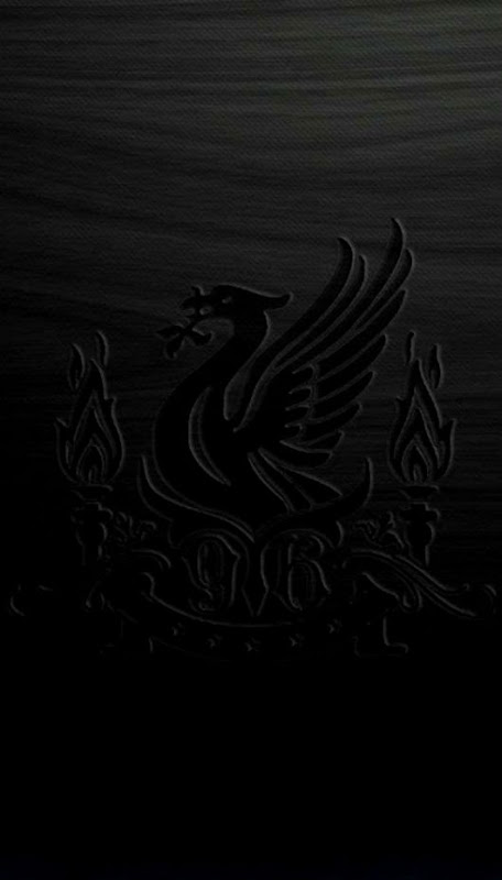 Wallpaper Iphone Black Liverpool