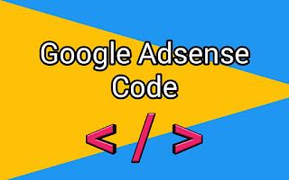 Cara Menempatkan Code Adsense Saat Pengajuan Adsense