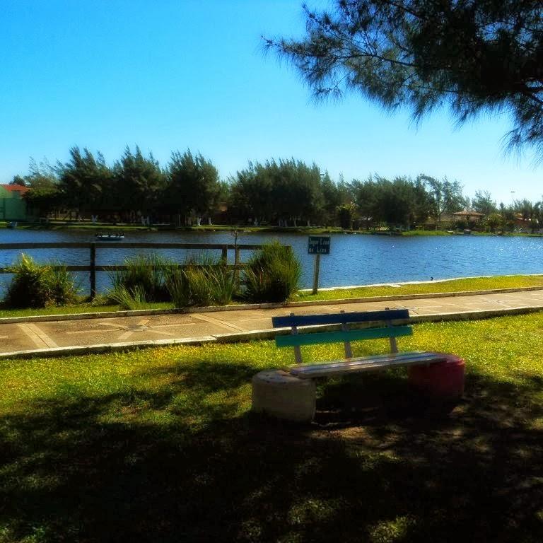 Lago do Braço Morto, em Imbé: Local de Lazer e Pesca
