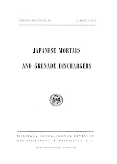 Japanese Mortars and Grenade Dischargers