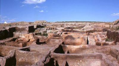 World oldest city (or) Çatalhöyük