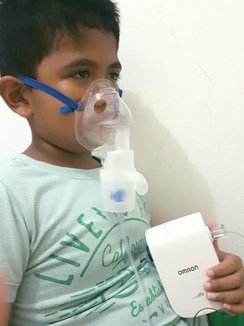 nebulizer murtiyarini