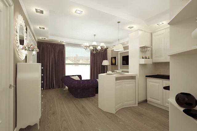 O casa mica dar foarte primitoare-Design de interior-Amenajari Interioare