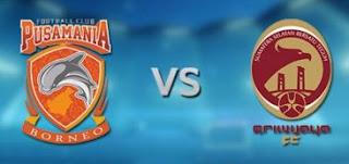 Sriwijaya FC vs Pusamania Borneo FC 3-1