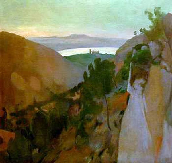 Antonio Gelabert Massot, Mallorca, Mallorca en Pintura, Mallorca pintada, Paisajes de Mallorca