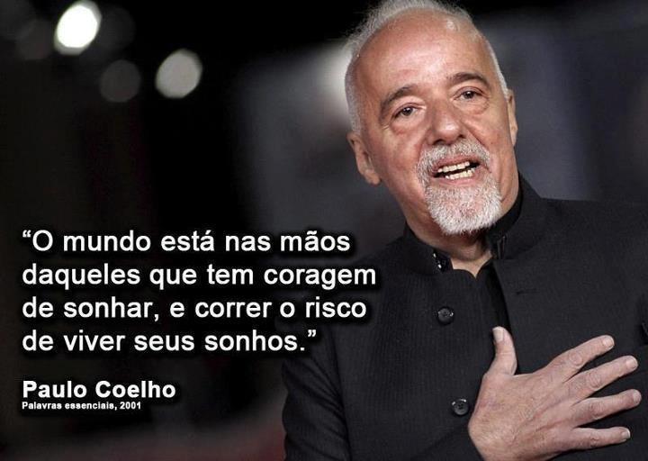 Frases De Paulo Coelho: Meu Mundo, Minhas Palavras: O Diário De Um Mago: O Caminho