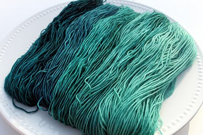 Maiya knits. Mayhem ensues.: Turquoise Dreams