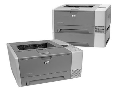 Image HP LaserJet 2400 Printer Driver